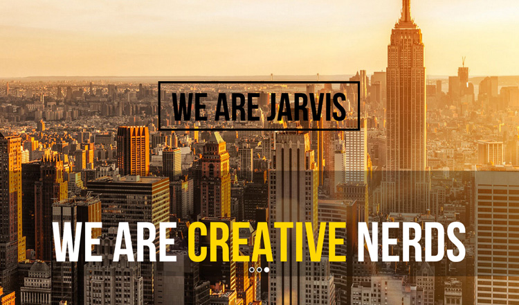 Jarvis - Best Business WordPress Theme 2014