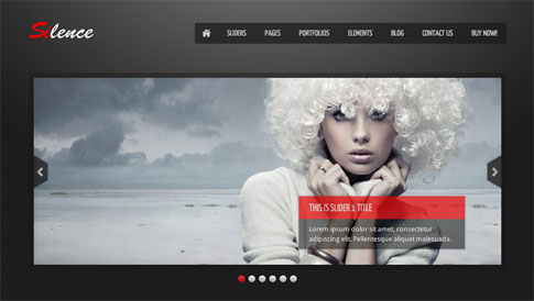 Silence Premium WordPress Theme