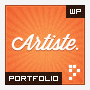 Artiste Premium WordPress Theme
