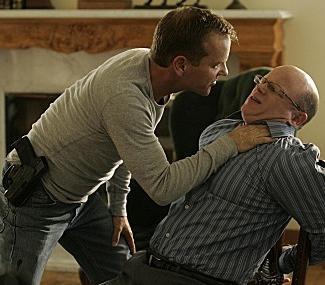 Jack Bauer defines determined