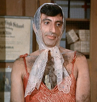 Klinger Dressed the Part
