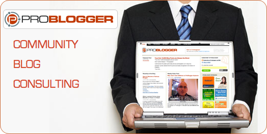 ProBlogger Community Consulting
