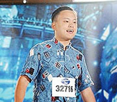 William Hung capitalized on his American Idol failure