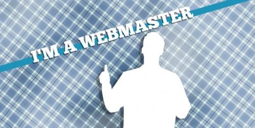 I'm a Webmaster