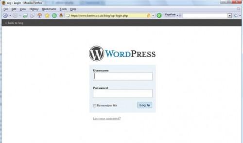 Admin SSL
