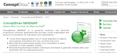 http://www.conceptdraw.com/en/products/mindmap/main.php