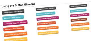 CSS3 Using the Button Element