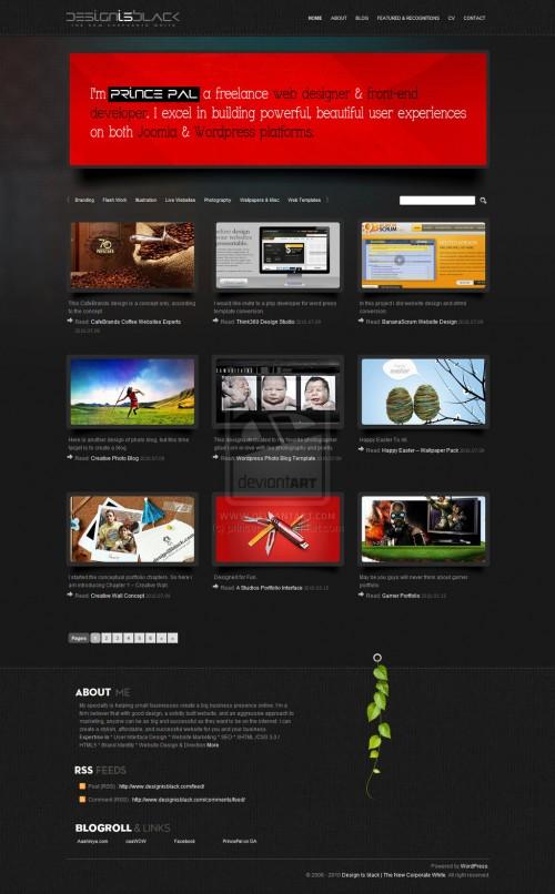 My_Folio_designISblack_com_by_princepal