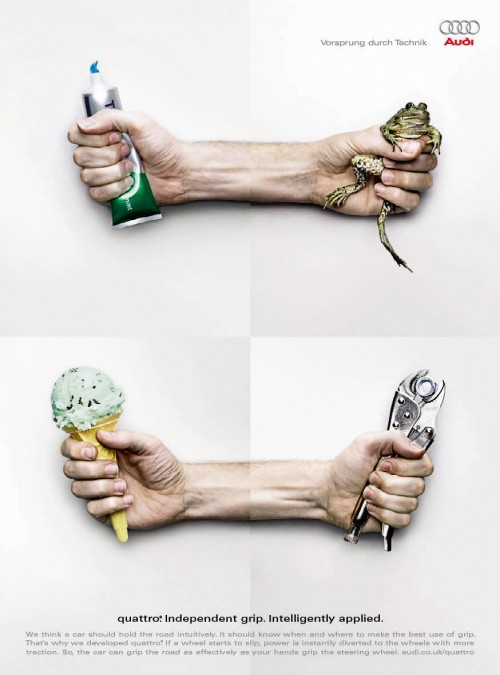 50+ Great Examples of Creative Print Advertisement Design