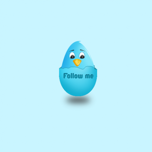 Twitter Bird Egg