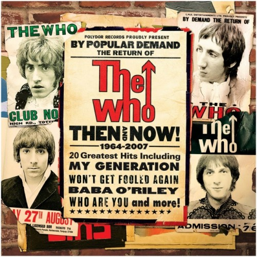 the who then and now