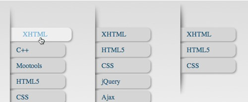 jquery-style-menu-with-css3