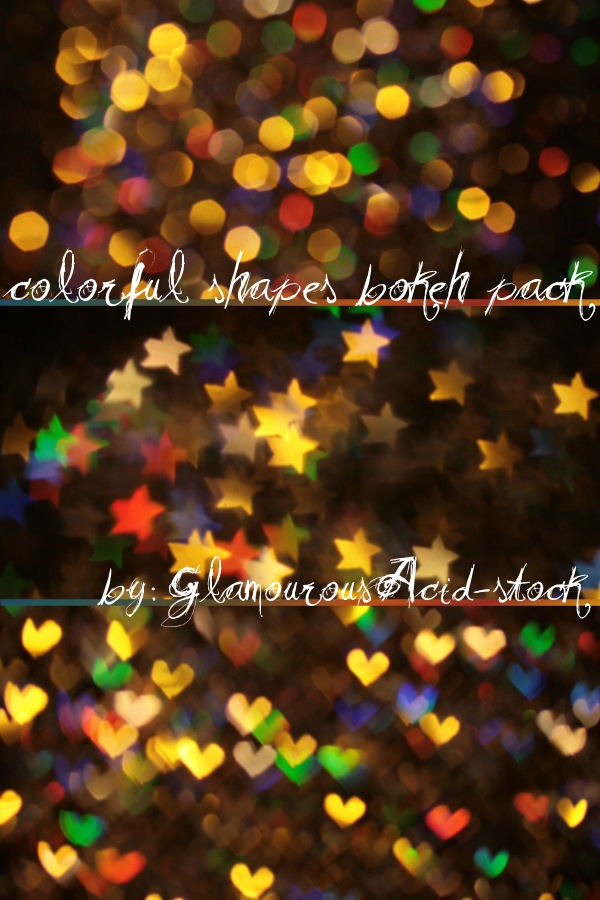 colorful_shapes_bokeh_pack_by_GlamourousAcid_Stock