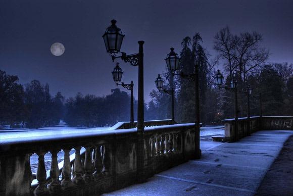Italian-Nighttime