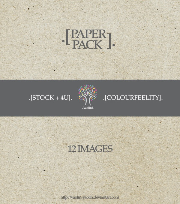 Paper_pack_by_Yaolin_Yaolin