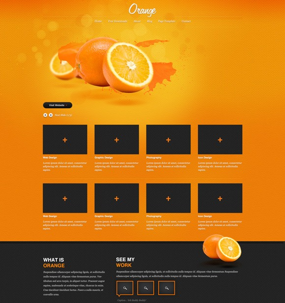 Brewery food and drinks mobile website template by w3layouts.