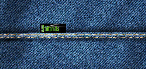 Realistic denim (jean) texture from scratch