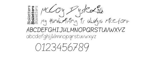20+ Awesome handwriting Fonts for a beautiful design you SHOULD NOT miss