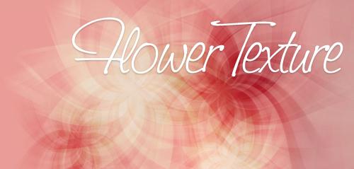 Designing Flower Texture
