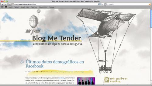 Blogmetender