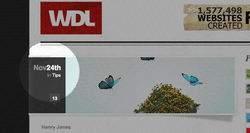 02 - Webdesignledger Date