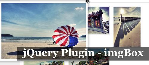 jQuery Plugin - imgBox