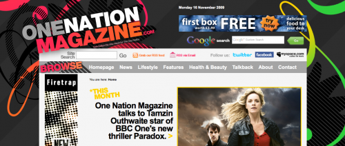 onenationmagazine