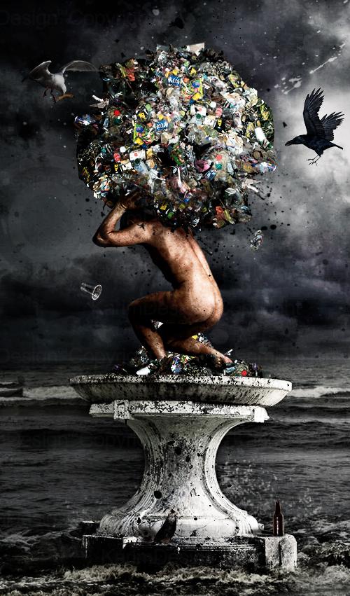 Creative Digital Arts Alert The Global Warming
