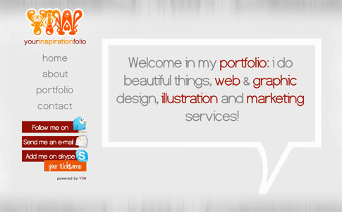 Pengbo's Inspiration Free WordPress Theme