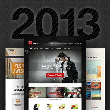 WordPress Themes 2013: The Must Have List