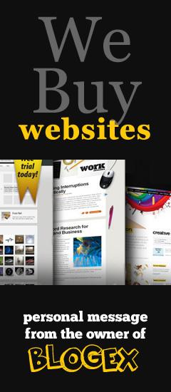 We Buy Websites