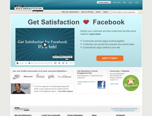 http://getsatisfaction.com/