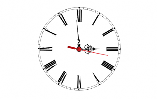 CSS Analogue Clock