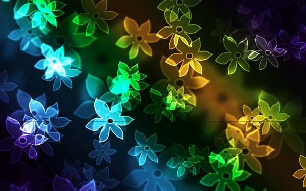 Digital_Bokeh_Effect_Flowers_by_lilapurple