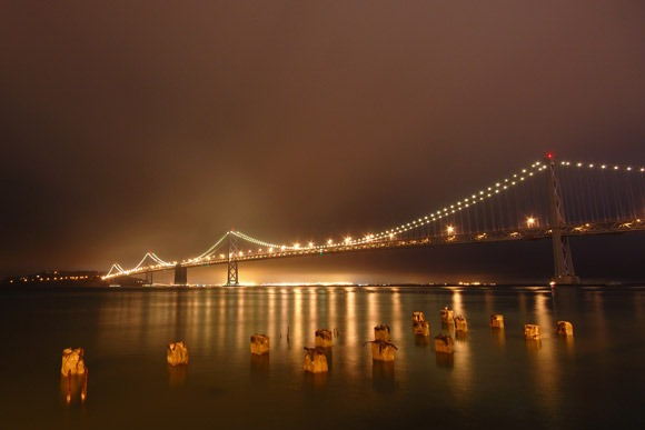 The-Bay-Bridge,-from-the-Em