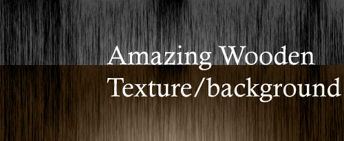 Design an amazing wooden texture/background