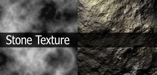 Photoshop Stone Texture Tutorial