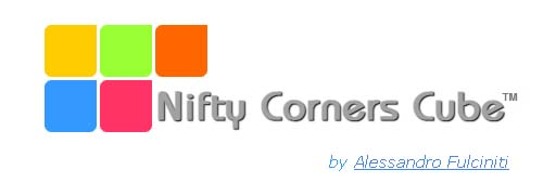 Nifty Corners Cube - freedom to round