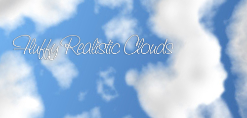 Fluffy Realistic Clouds
