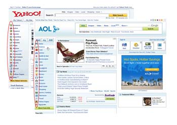 CSS Sprites: How Yahoo.com and AOL.com Improve Web Performance